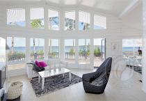 Гостевой дом из 160 бруса Милениум интерьер 4