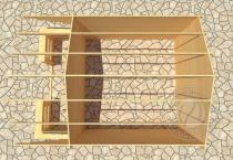 Садовый домик Конструктор № 9 Вид 3