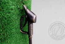 Садовая скульптура бензоколонка
