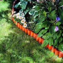 декоративный забор Рольбордеры