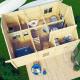 Гостевой домик из бруса 70 мм Аркона 1 этаж