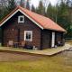 Гостевой домик из бруса 70 мм Кантон экстерьер