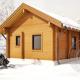 Дачный зимний домик из бруса 160 мм Эридан